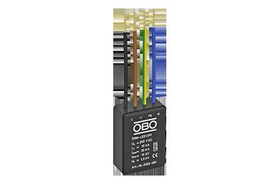 Usm-LED 230 1+NPE Afleider voor LED systemen