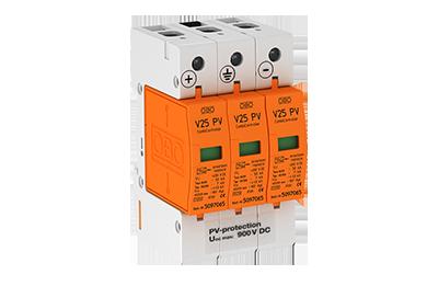 V25-B+C 3-PH900 DC Type I-II voor PV systemen tot 900V