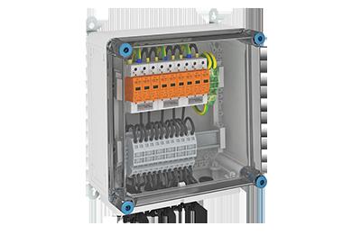 VG-BC DCPH900-31 Type I-II voor 3 MPP-tracker
