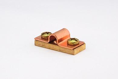 Messing/koper muurblokje