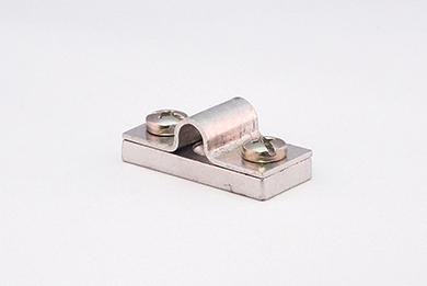 Aluminium muurblokje
